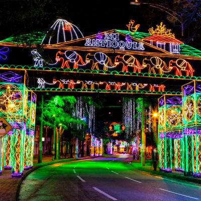 CHRISTMAS TOUR - Medellin city tours