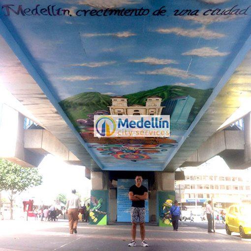Street Art Tour - Medellin city tours