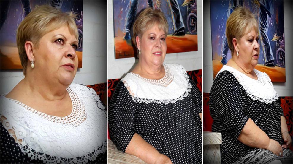 La hermana de Pablo Escobar