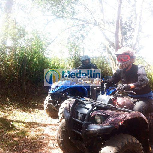 ATV Adventures - Medellin city tours