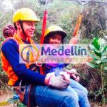 Zip Lines – Medellin city tours