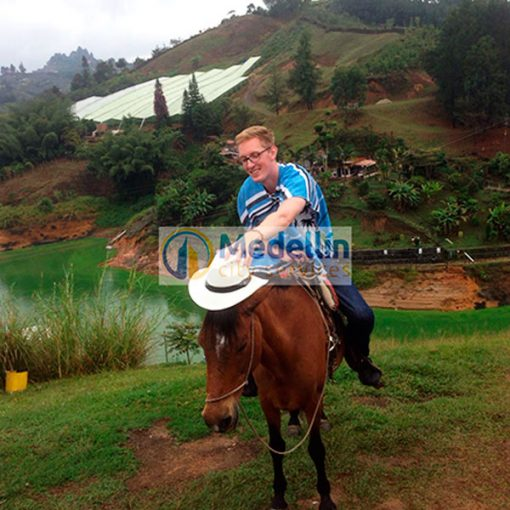 Horse Ride - Medellin city tours