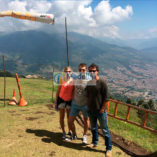 Paraglide The Andes – Medellin city tours