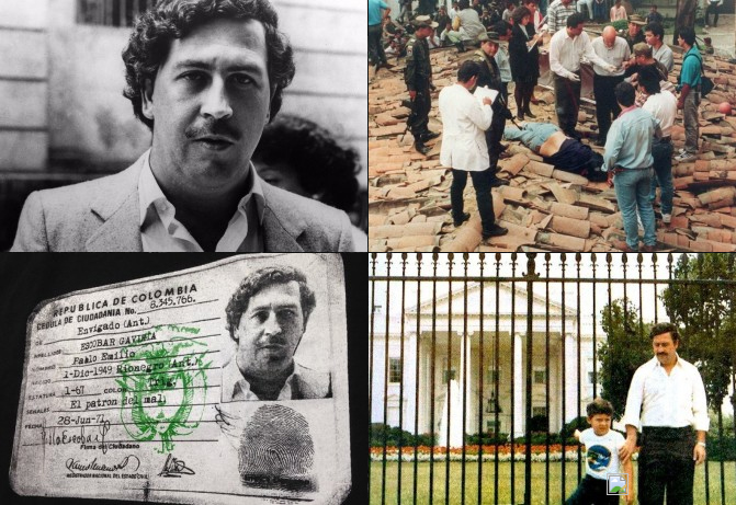 From Narco Trafficker to Narco Tourism: Taking the Pablo Escobar Tour