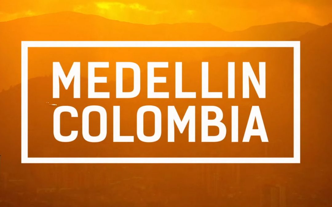 Medellin, From most Dangerous to Most Innovative City of the year