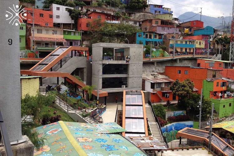 Exploring the Medellin Slums, Colombia…